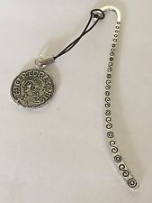 Aethelred II Coin WC3  Made From Fine  Pewter On A PATTERN Bookmark