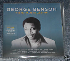 George Benson - The Ultimate Collection - 2 Disk Promo CD Album
