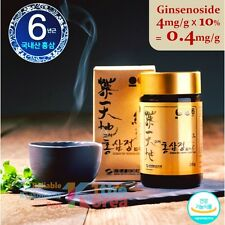 Korean Red Ginseng Extract BIO 8.5oz 240g 6yr-old Stamina Sex Drive Booster