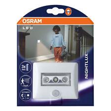 OSRAM Nightlux Nachtlicht mit Bewegungsmelder weiss
