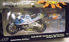 Honda NSR 500 Dirty Version Rossi Mugello 2001 1/12 Minichamps 122016186 R