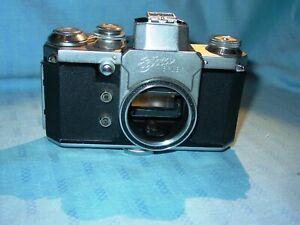 EDIXA   REFLEX   Analoge Klein Bild Kamera