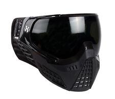 HK Army KLR Goggles - Onyx - Black w/ Smoke Thermal Lens