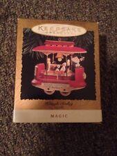 1994 Kringle Trolley Keepsake Ornament