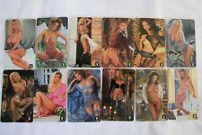 12x Telefonkarten Erotik Playboy Set NEU mint Playmates. Neu und unbenutzt