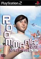 PS2 ROOMMANIA 203 Japan PlayStation 2