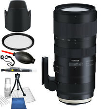 Tamron SP 70-200mm f/2.8 Di VC USD G2 Lens for Canon EF - Starter Bundle New!!
