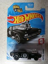 """""""2021"""" HOT WHEELS RODGER DODGER MAGIC 8 BALL """"AS I SEE IT YES"""" MATTEL GAMES #2/5"""