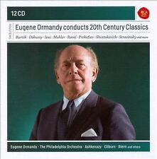 Eugene Ormandy Conducts 20th Century Classics (Sony Classical Masters), , Very G