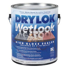 Gallon Drylok High Gloss Wetlook Sealer With Salt Lok