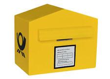 Deutsche post buzón hucha Spar Büche post recuadro DHL DPAG aufhängbar