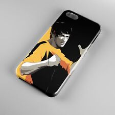Bruce Lee Yellow Phone Case Cover Protector for Mobile Phone