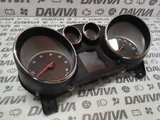 2011 Opel Astra Diesel Rhd Velocímetro Tablero 13374936 Acww