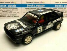 SLOT SCALEXTRIC 1/32 EXIN BMW M3 E30 CARROCERIA CHASIS EJES PIEZAS
