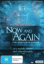 Now and Again - The Complete Series DVD [New/Sealed]
