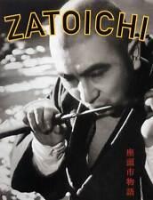 THE TALE OF ZATOICHI Movie POSTER 11x17 Japanese
