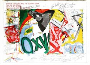 """James Rosenquist 