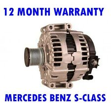 MERCEDES BENZ S-CLASS 320 2005 2006 2007 2008 - 2013 RMFD ALTERNATOR
