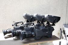 Sony  BVP-750 Cameras with CCU, Remote Pkg.