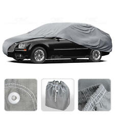 Car Cover for Chrysler 300 Outdoor Breathable Sun Dust Proof Auto Protection