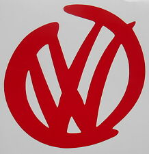 4 x VW Logo Car Stickers Decals Body Panel, Decal, Graphic, Window/Windscreen