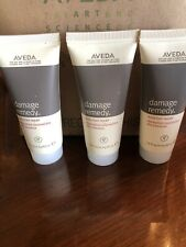Lot of 3 Aveda Damage Remedy Daily Hair Repair 1.4oz/40ml Each