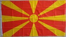 Macedonia Flag Large Macedonian Flag