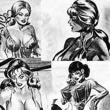 Venus in Furs Masochism Eric Stanton femdom e-book onCD