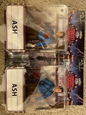 NECA Toony Terrors Ash Evil Dead Chase Variant And Regular Action Figure Lot