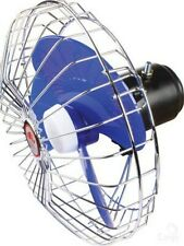 DASH MOUNT FAN 12v SINGLE SPEED3 Blade with mount Brand New