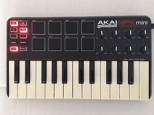 AKAI MPK mini Professional Laptop Production Keyboard