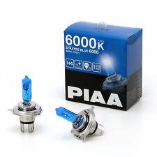 PIAA peer PIAA halogen bulb Stratos Blue 6000K H4 12V60 / 55W 2 pieces HZ501