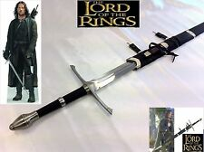 Aragorn's Strider Sword from Lord of the rings 440 stainless steel blade
