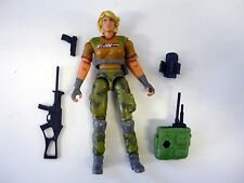 GI JOE BOMBSTRIKE Valor vs Venom Action Figure COMPLETE 3 3/4 C9+ v1 2005