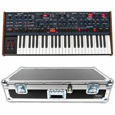 Dave Smith Instruments OB-6 6-Voice Synthesizer NEW OB6 Synth + ATA FLIGHT CASE