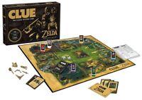 The Legend of Zelda Clue Board Game