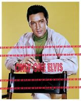 """ELVIS PRESLEY in the Movies 1968 8x10 Photo """"LIVE A LITTLE LOVE A LITTLE"""" 02"""