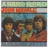 JOHN MAYALL/JOHN MAYALL & THE BLUESBREAKERS (JOHN MAYALL) - A HARD ROAD [BONUS T