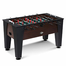 Lancaster 54 Inch Foosball Soccer Game Room Competition Sports Arcade Table