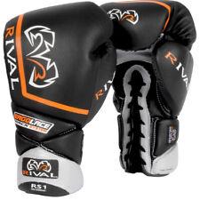 Rival Boxing de alto desempenho com cadarço longo punho Pro Luvas De Treino