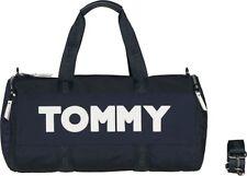 TOMMY HILFIGER Tommy Nylon Duffle Navy ddbf17b5d741f
