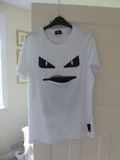 Fendi Black Regular Size T-Shirts for Men  b5288187c99a0