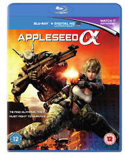 Appleseed: Alpha (with UltraViolet Copy) [Blu-ray]