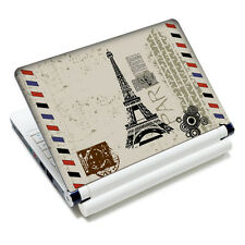 """Paris Laptop Sticker Skin Decal For 11.6""""-15.4"""" Apple Sony Toshiba HP Dell Acer"""
