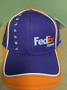 Jason Leffler #11 Fedex Express Nascar Men's Adjustable Hat