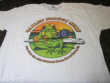 Oakley Froggy Surf Santa Cruz California Event Shirt L