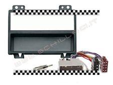 Kit mascherina autoradio 1 DIN + adattatore antenna / ISO FORD FIESTA / FUSION
