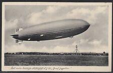 832# AK Zeppelin LZ 130 im Flug, mit SoSt Berlin SO 36 - 9.11.44