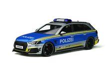 AUDI ABT RS4-R POLIZEI 1/18 GT Spirit OttO GT817