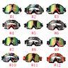 Motocross-Brille MOTORRAD SCHUTZBRILLEN Dirt Skifahren-Schutzbrille LINSE WYS
